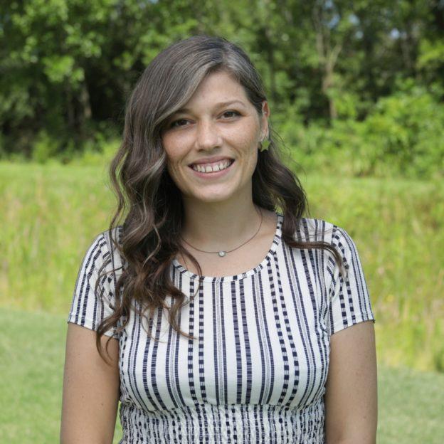 Amber Rutter, Childcare Coordinator