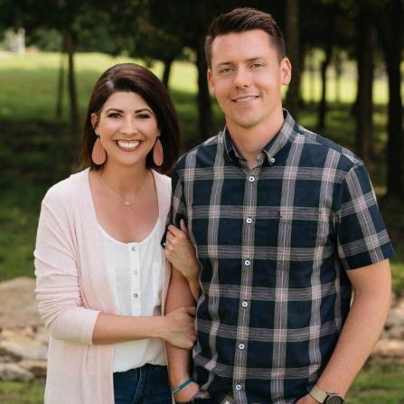 Jamie and Ashley Kelly - Pawhuska Campus Pastors