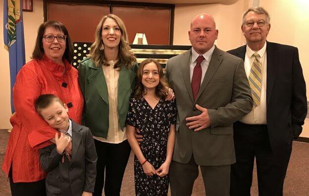 Liz Neal Family